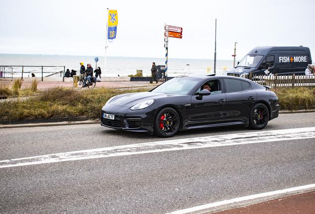 Porsche 970 Panamera GTS MkII