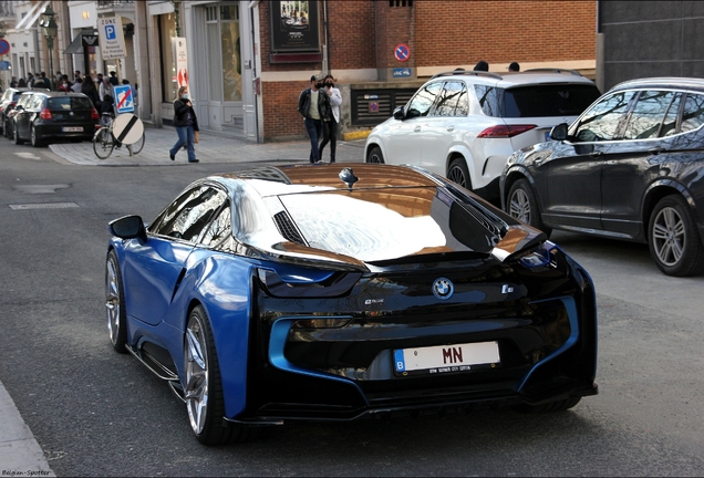 BMW i8 Maxton Design