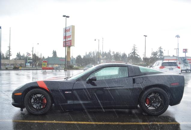 Chevrolet Corvette C6 Z51