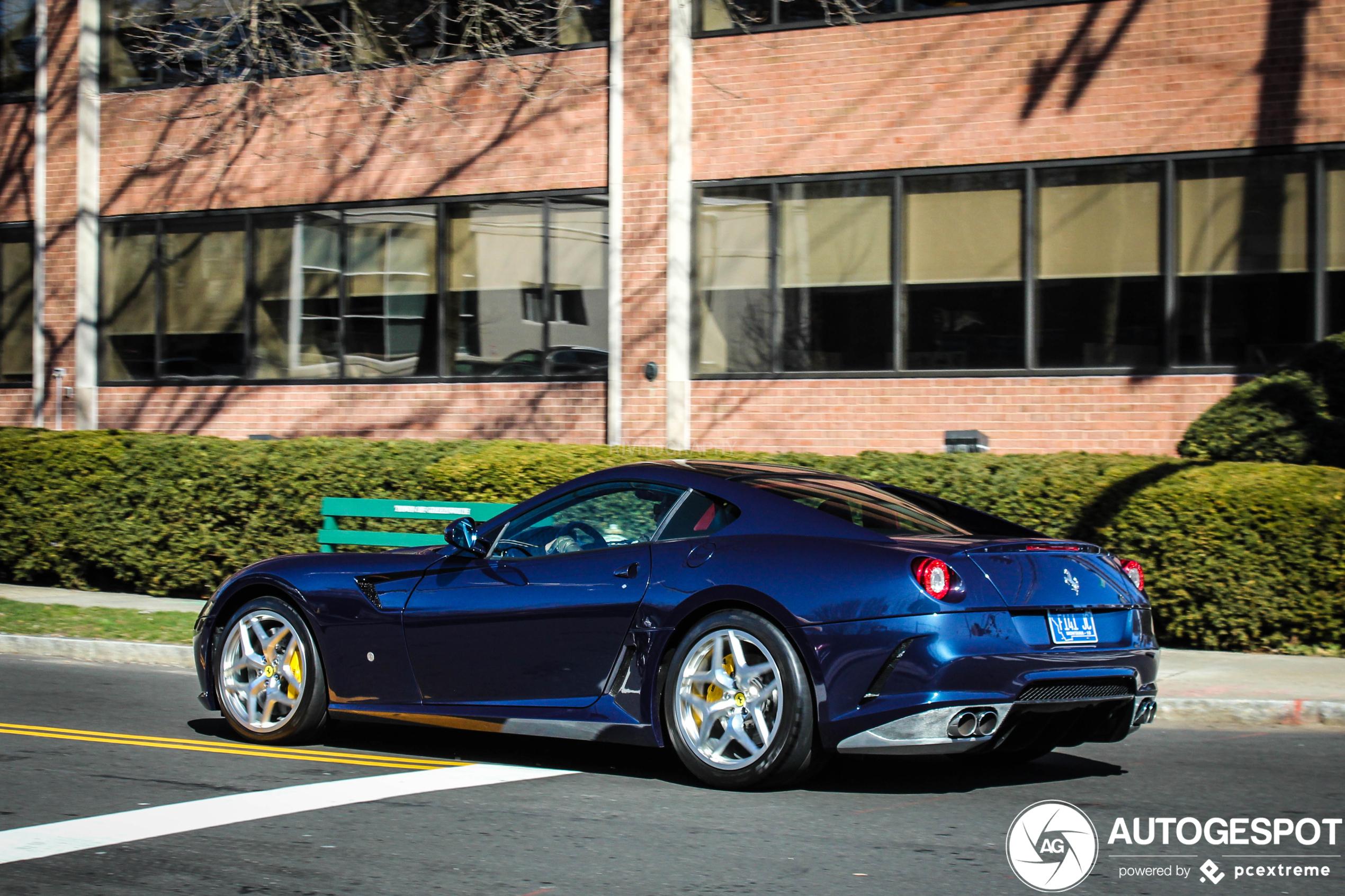 Ferrari 599 GTB Jason Castriota Designs Speciale is really special