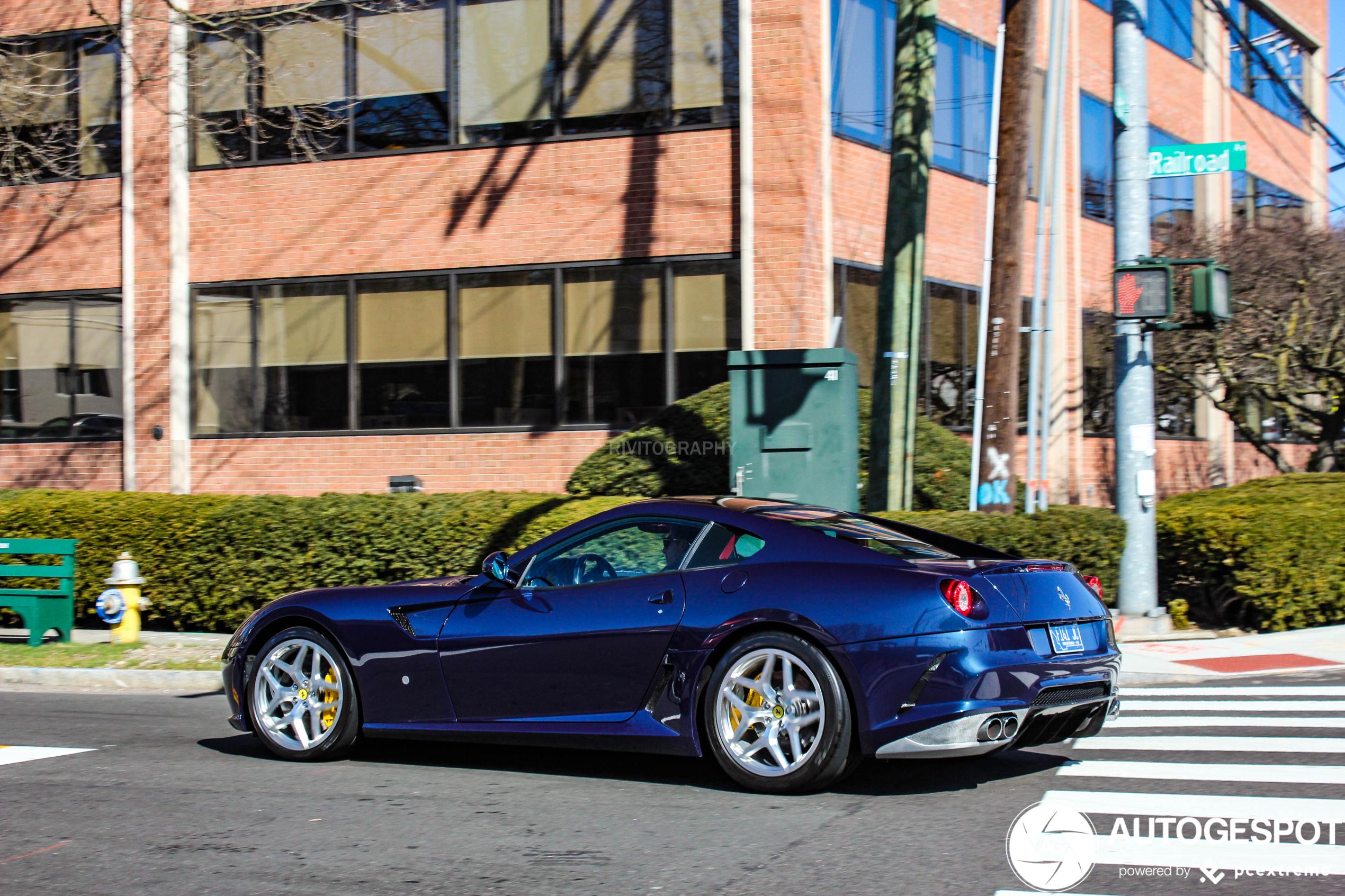 Ferrari 599 GTB Jason Castriota Designs Speciale is echt speciaal