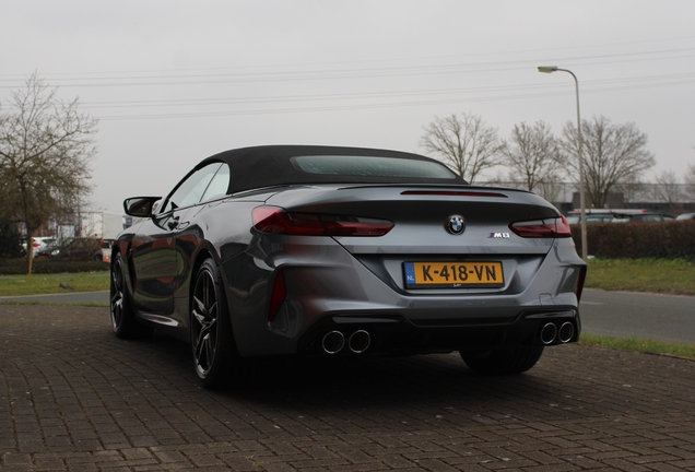 BMW M8 F91 Convertible