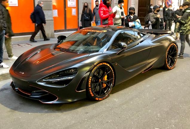 McLaren 720S Brill Steel Motorsport