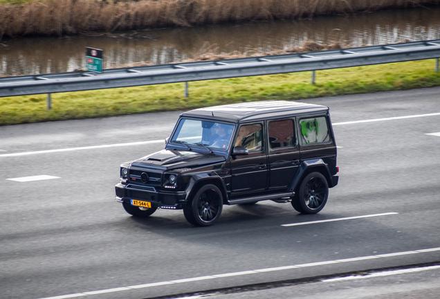 Mercedes-Benz Brabus G 850 6.0 Biturbo Widestar