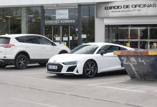 Audi R8 V10 2020 RWD