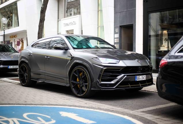 Lamborghini Urus Mansory Venatus