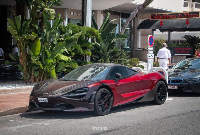 McLaren 720S MSO Velocity Edition