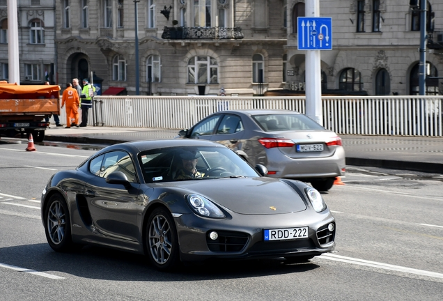 Porsche 981 Cayman S