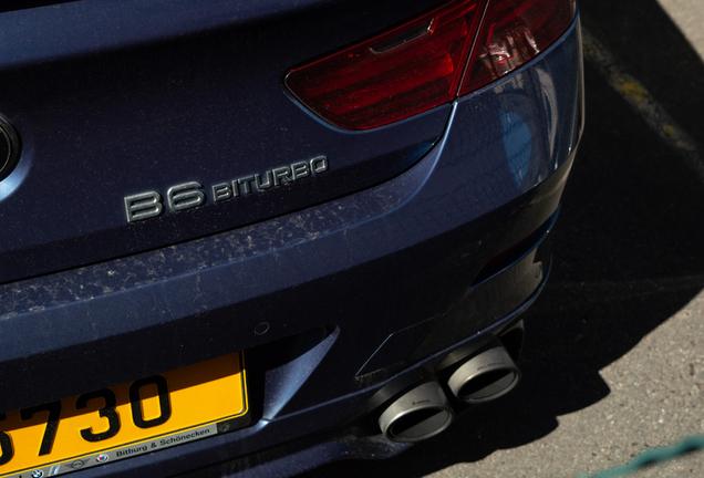 Alpina B6 BiTurbo Gran Coupé