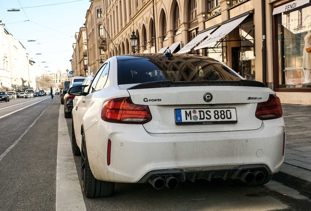 BMW G-Power M2 CS F87