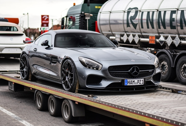 Mercedes-AMG GT S C190 Per4mance Industries
