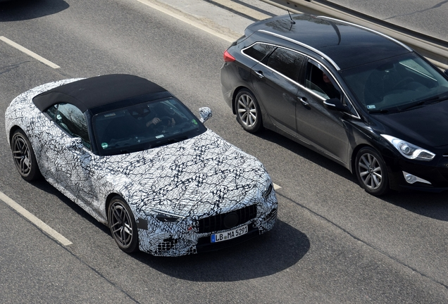 Mercedes-AMG SL 63 R232