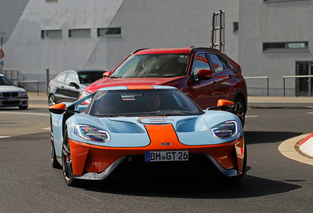 Ford GT 2017 67 Heritage Edition