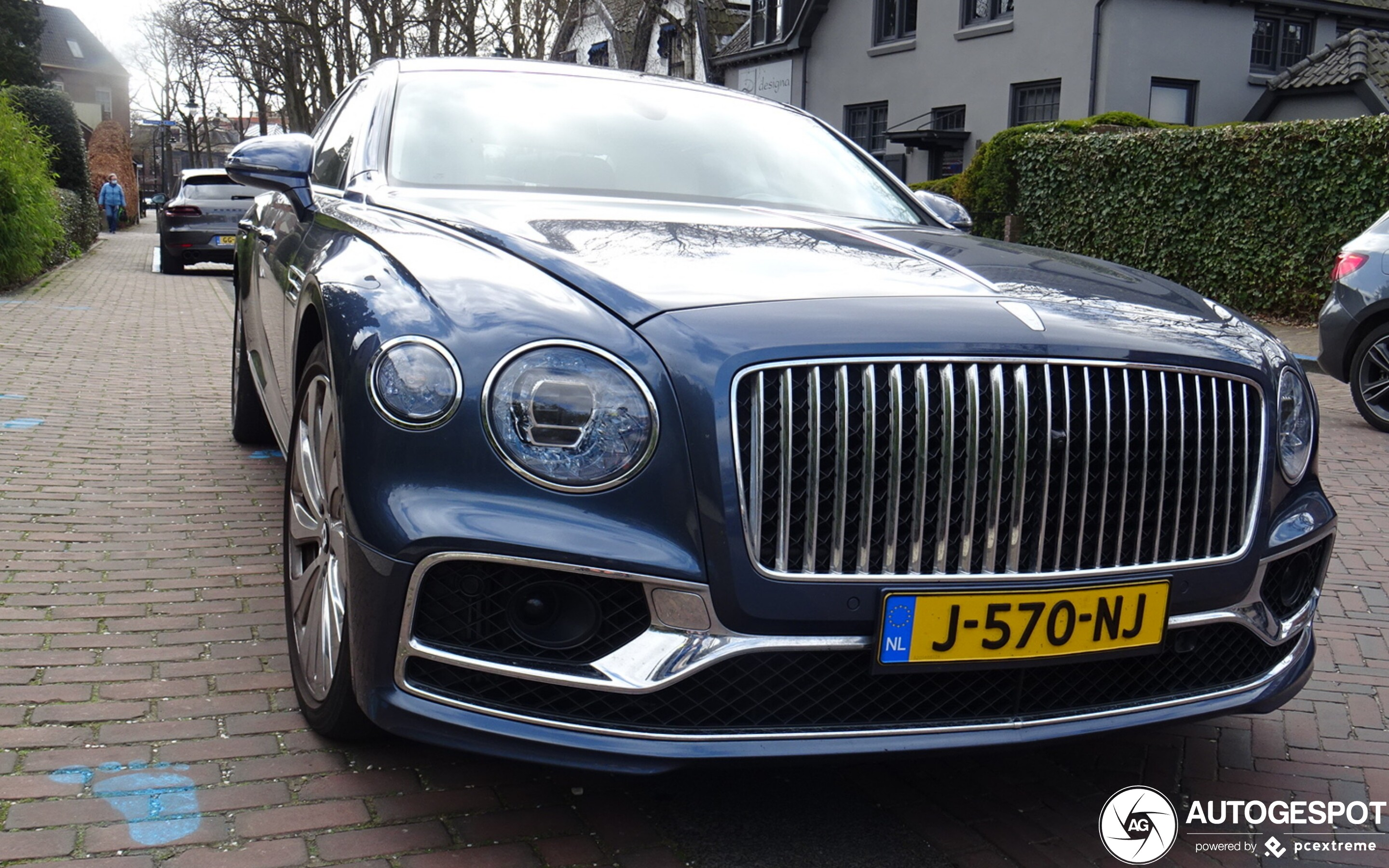 Bentley Flying Spur W12 2020 First Edition