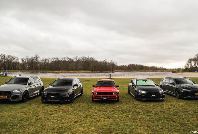 Audi ABT Sport Quattro
