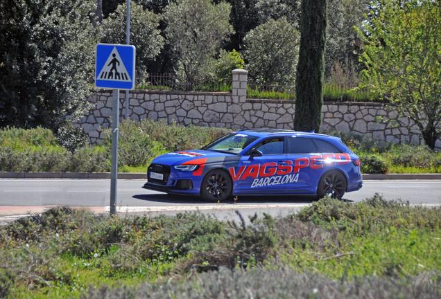 Audi RS4 avant B9 APR Performance