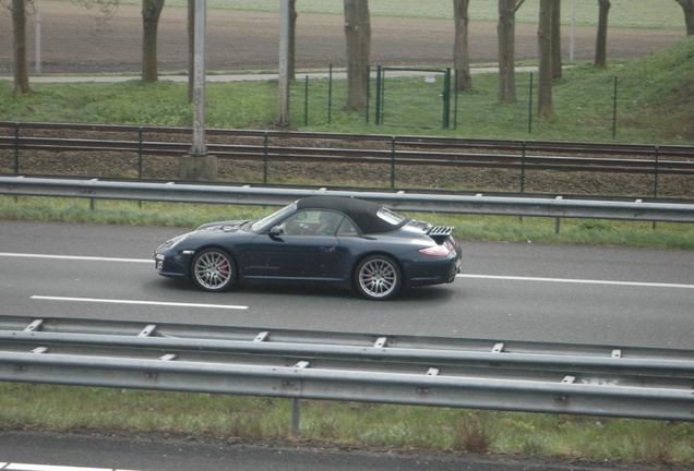 Porsche 997 Carrera 4S Cabriolet MkII