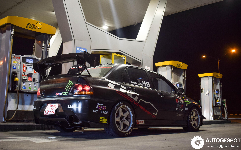 Mitsubishi Lancer Evolution IX Tig Motorsport