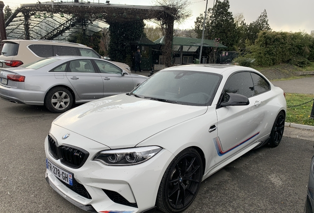 BMW M2 Coupé F87 2018 Competition Edition Heritage