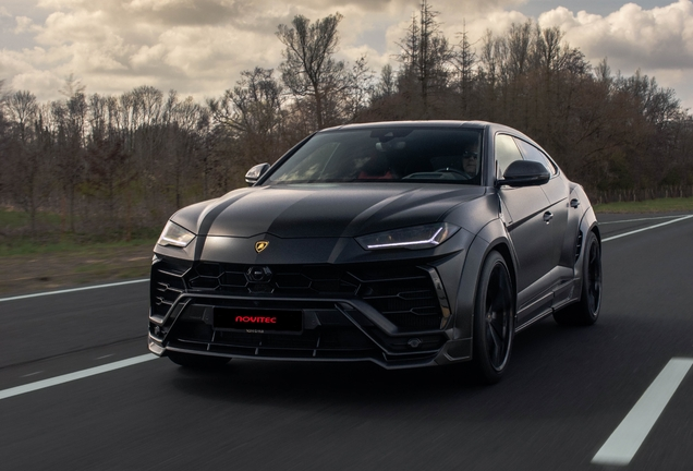 Lamborghini Urus Novitec Torado Esteso