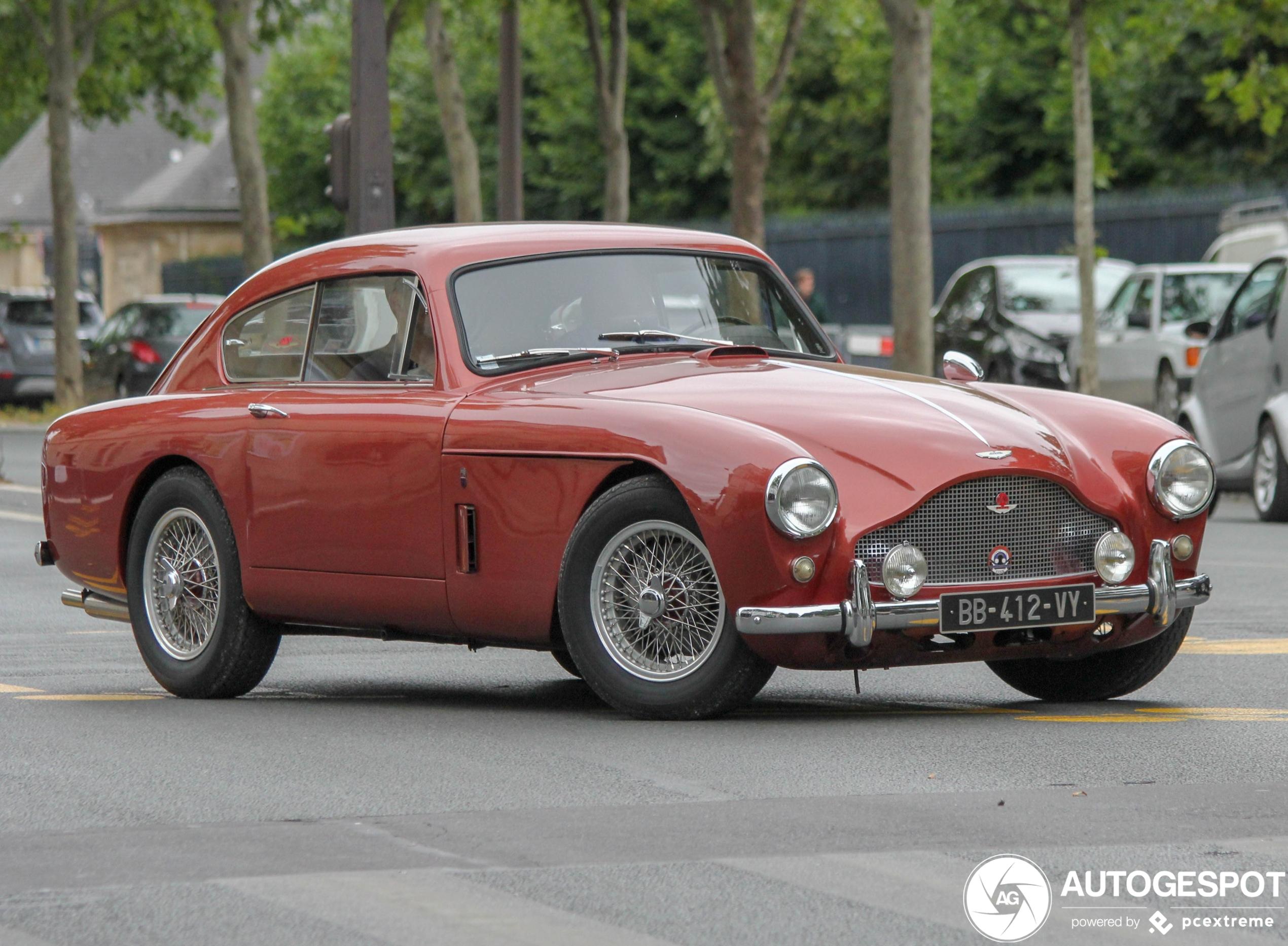 Aston MartinDB2/4 MKIII