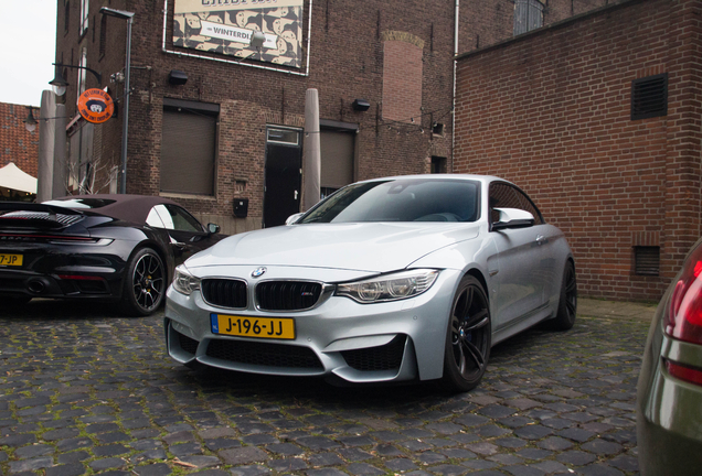 BMW M4 F83 Convertible