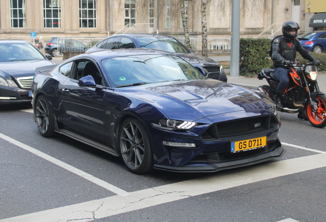 Ford Mustang GT 2018 Wengler Racing