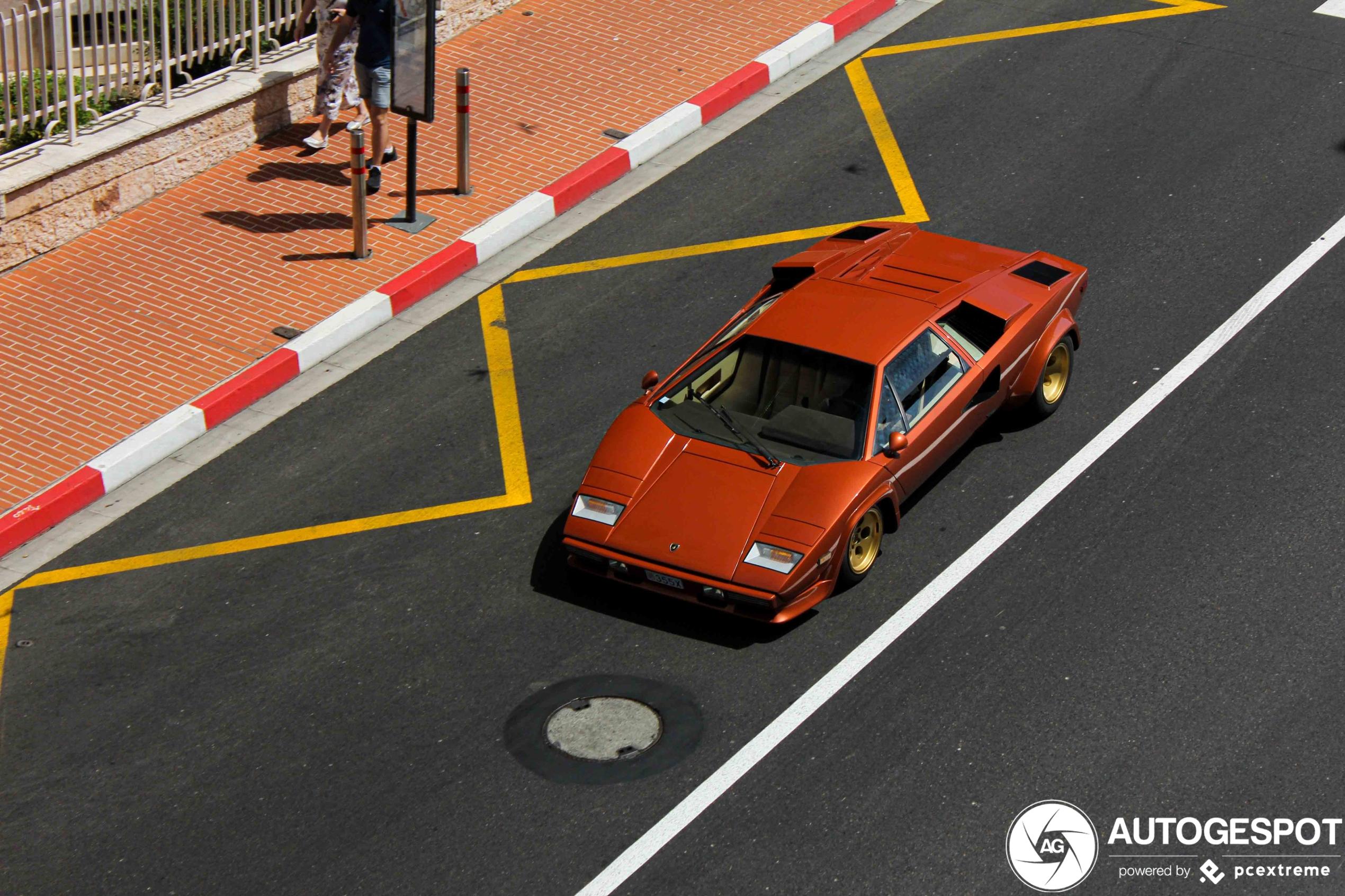 LamborghiniCountach LP400 S