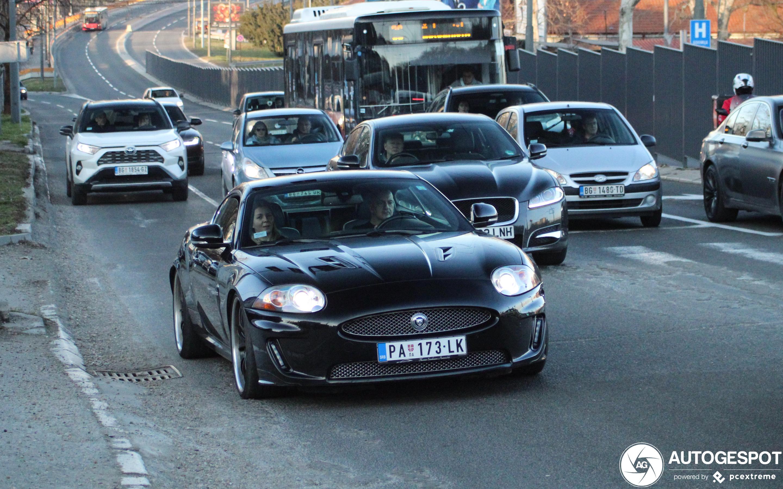 Jaguar XKR 2009