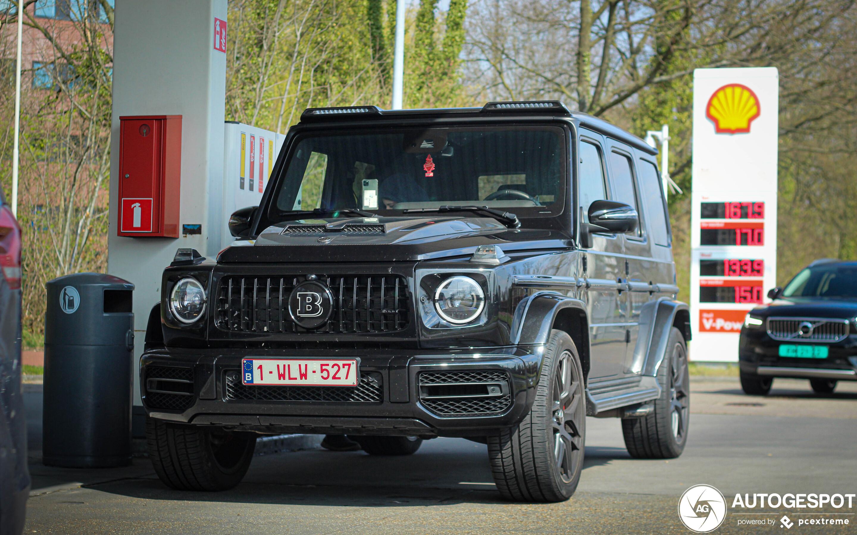 Mercedes-AMG Brabus G 63 W463 2018