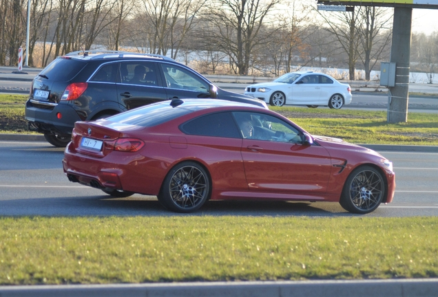 BMW M4 F82 Coupé 2017 Edition ///M Heritage