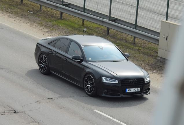 Audi MTM S8 D4 Plus 2016