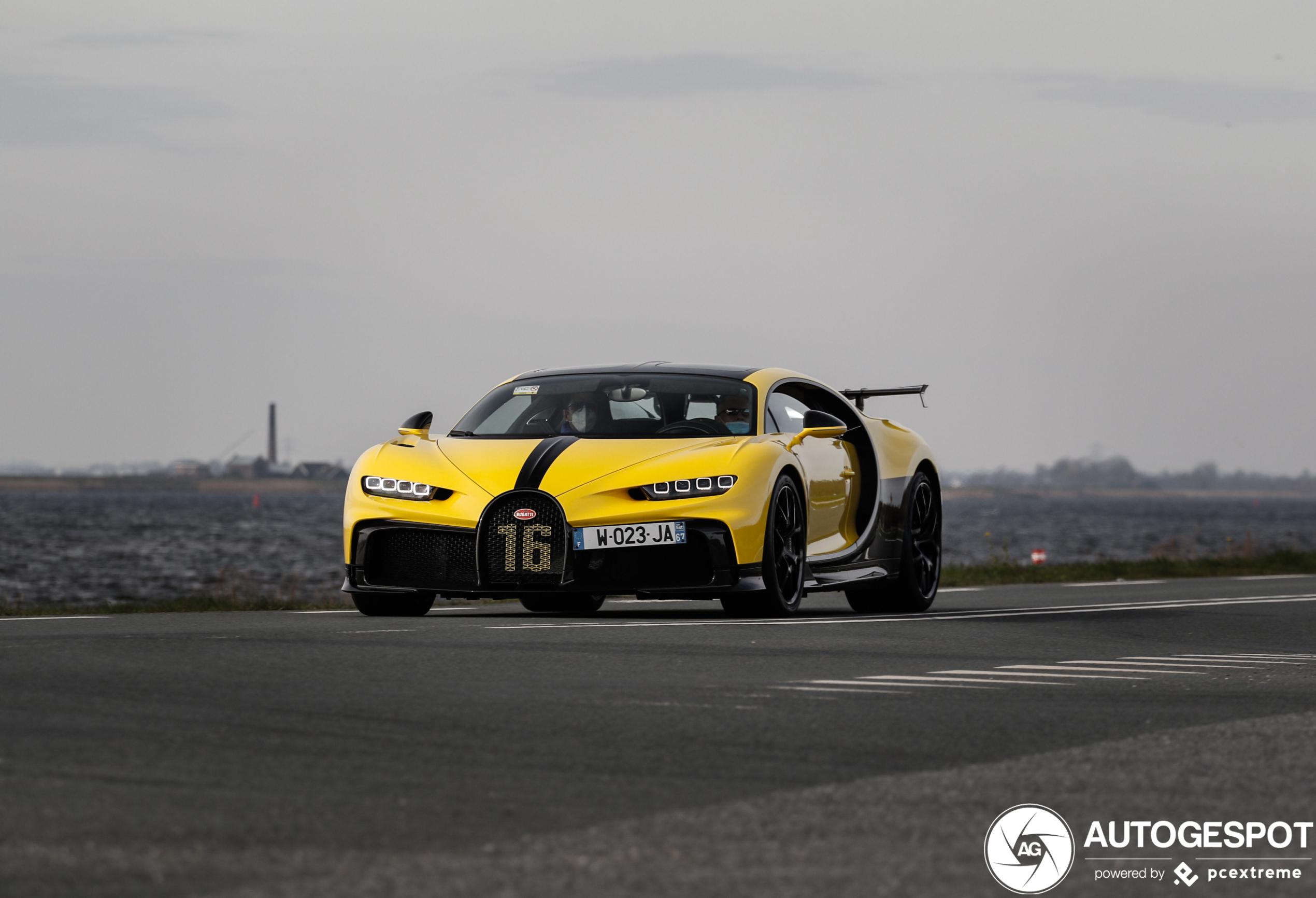 BugattiChiron Pur Sport