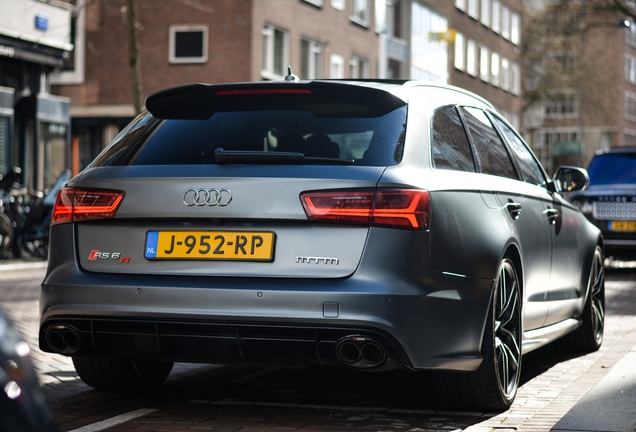Audi MTM RS6 Avant C7 2015