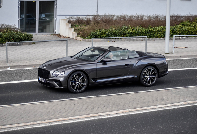 Bentley Continental GTC V8 2020
