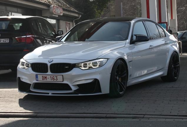 BMW G-Power M3 F80 Sedan 2017