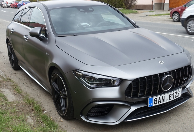 Mercedes-AMG CLA 45 Shooting Brake X118