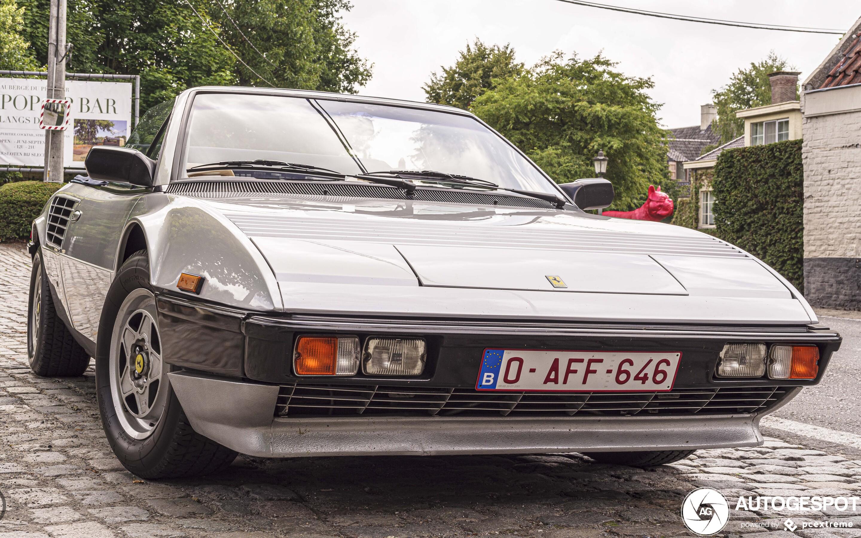 Ferrari Mondial Quattrovalvole Cabriolet