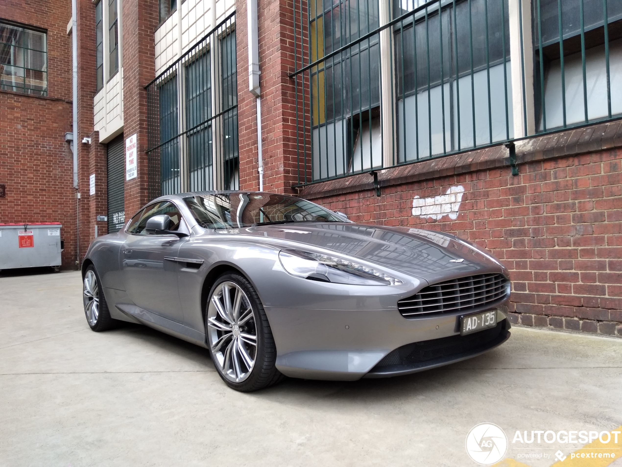 Is de Aston Martin Virage meest onbekende Aston Martin?