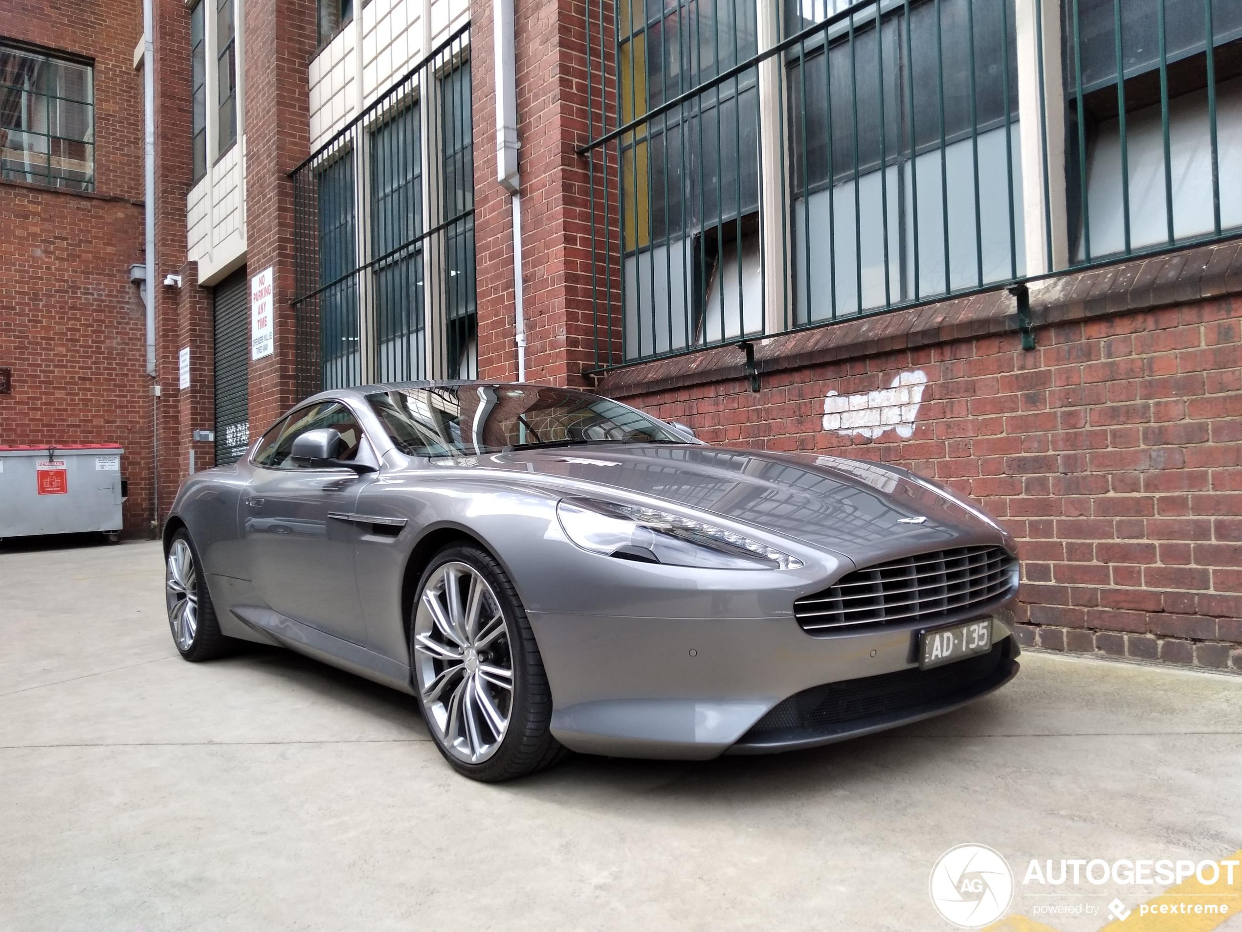 Is de Aston Martin Virage meest onbekende Aston Martin?