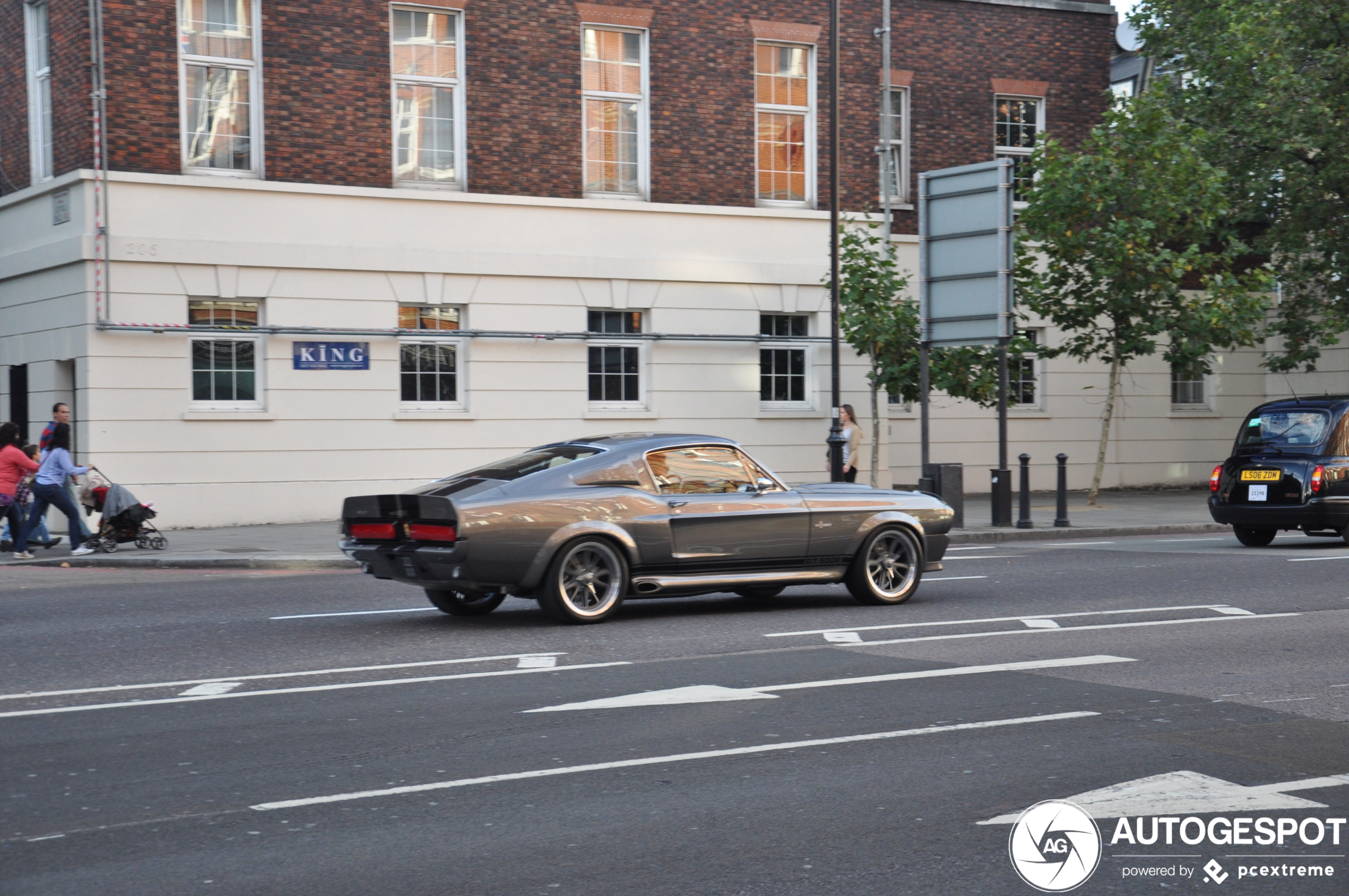 FordMustang Shelby G.T. 500E Eleanor