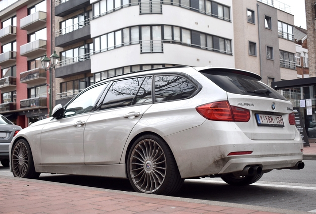 Alpina B3 Bi-Turbo Touring 2016