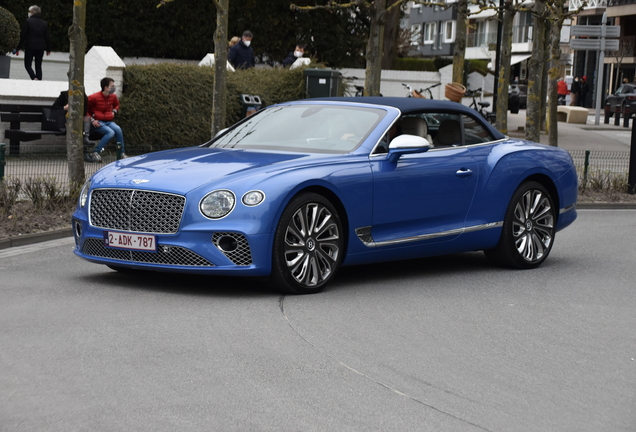 Bentley Continental GTC V8 2020 Mulliner
