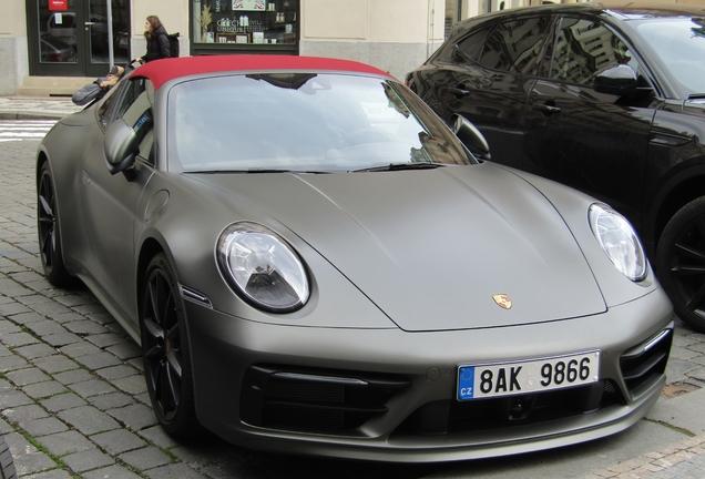 Porsche 992 Targa 4S