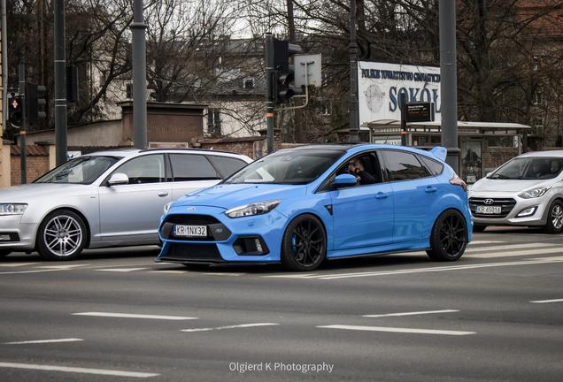 Ford Focus RS 2015 RH-Renntechnik