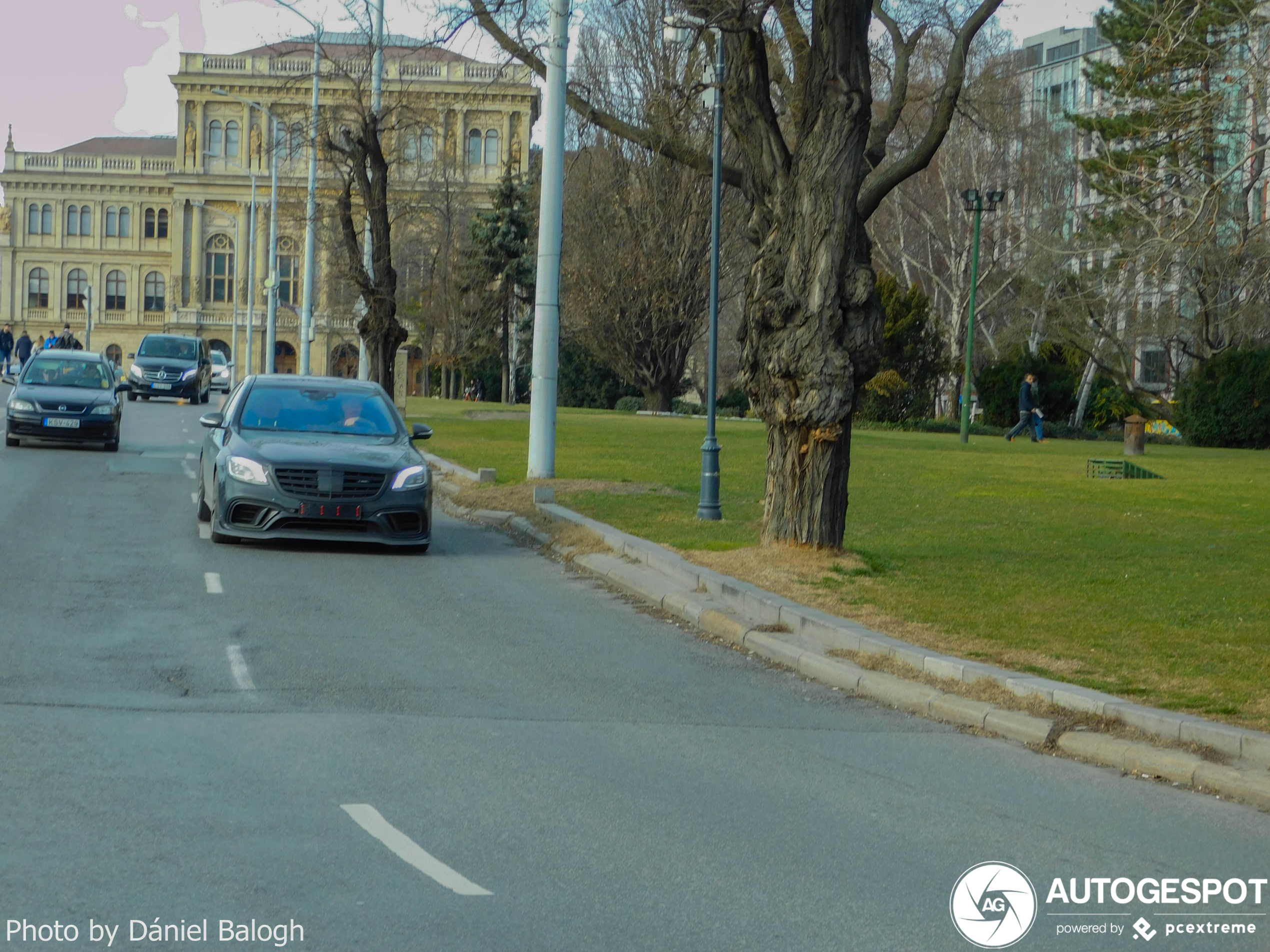 Mercedes-AMGBrabus S B40S-800 V222 2017