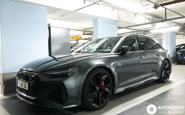 Audi RS6 Avant C8 - 16 April 2021 - Autogespot