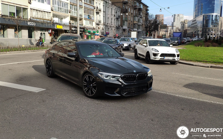 BMW M5 F90