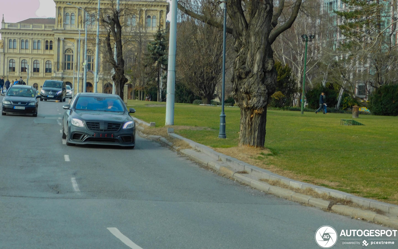 Mercedes-AMG Brabus S B40S-800 V222 2017