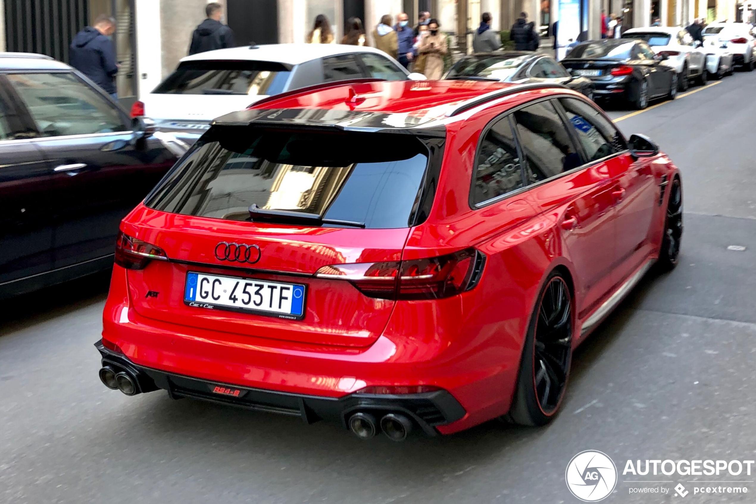 AudiABT RS4-S Avant B9 2020